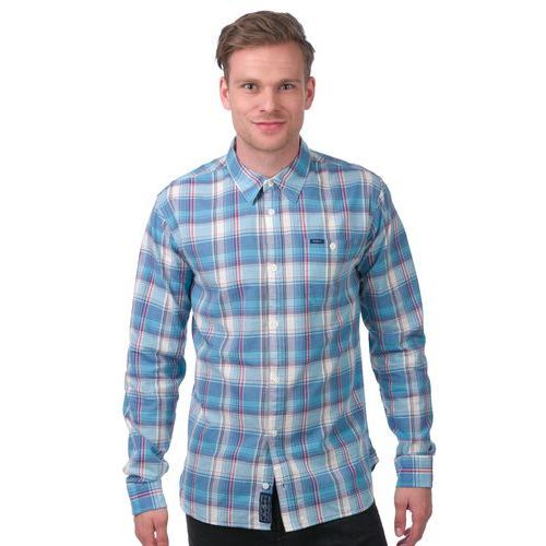 Pepe Jeans koszula męska Keen XL niebieski, kolor niebieski