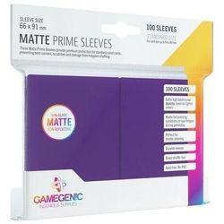 Gamegenic: Matte Prime CCG Sleeves 66x91mm Purple