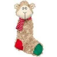 TRIXIE Zestaw Zabawek Świątecznych - Osioł I Owca 32 cm 6Szt/Op - DARMOWA DOSTAWA OD 95 ZŁ! (4011905924823)