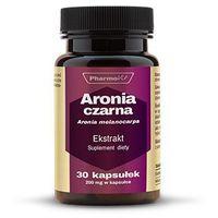 Kapsułki Pharmovit Aronia czarna ekstrakt 200 mg - 30 kapsułek