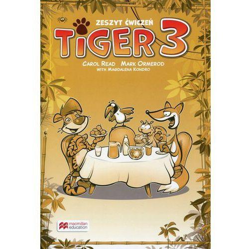 Tiger 3 Zeszyt ćwiczeń (do wersji wieloletniej) - Praca zbiorowa (9788376213767)