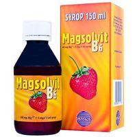 Syrop MAGSOLVIT B6 syrop 150ml