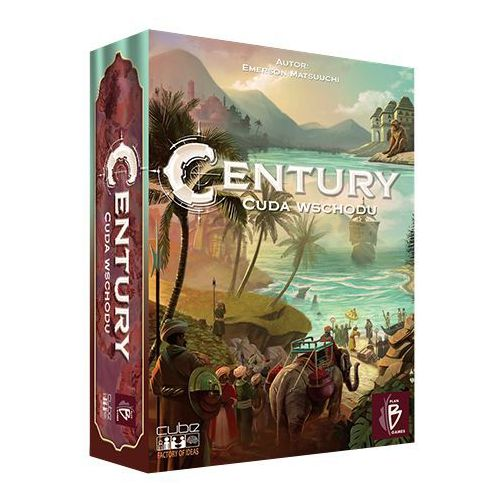 Century cuda wschodu marki Rebel