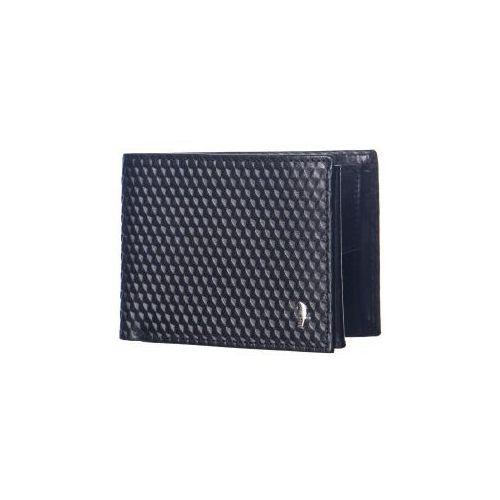 PUCCINI portfel męski skóra naturalna E20438 kolekcja ORION