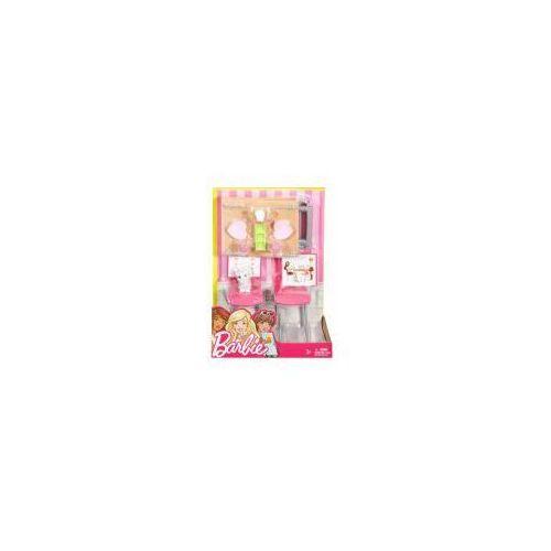 Mattel Barbie Mebelki I Akcesoria Jadalnia Ceny Opinie I Recenzje W