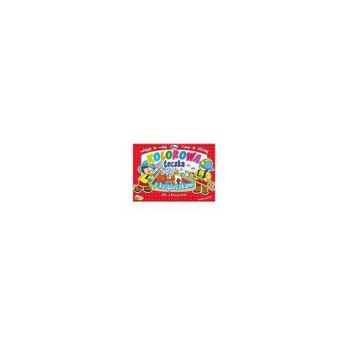 Morex Kolorowa teczka z książeczkami dla chłopców