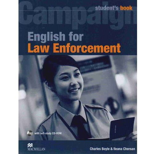 Campaign English for Law Enforcement Student's Book (podręcznik) (9780230732582)