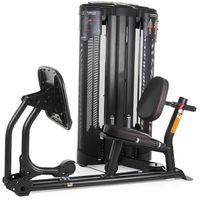 Finnlo maszyna dwufunkcyjna finnlo maximum leg press/calf (4005251358302)