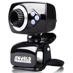 Kamery internetowe  4WORLD