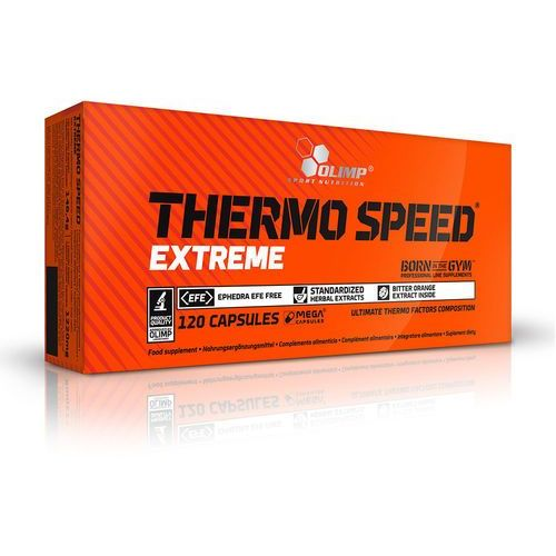 Thermo speed extreme - 120 kaps. Olimp