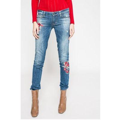 Spodnie damskie Guess Jeans ANSWEAR.com