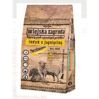 Wiejska zagroda karma indyk z jagnięciną 9kg