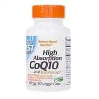Doctor's Best Koenzym Q10 100 mg - 60 kapsułek