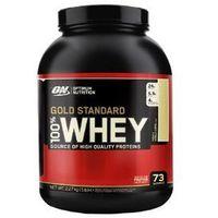 OPTIMUM NUTRITION 100% Whey Gold Std - 2270 g - Biała czekolada z maliną