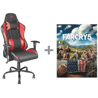 Fotele gamingowe TRUST