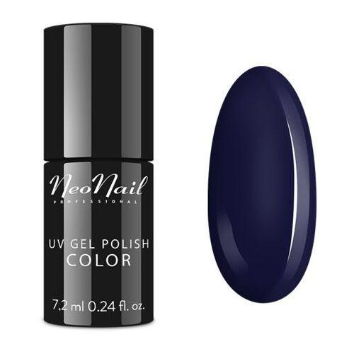 Lakier Hybrydowy NeoNail UV 7,2 ml - Classy Blue - Świetna przecena