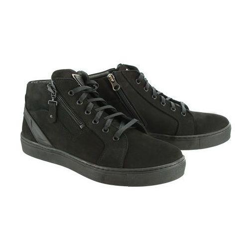 5dbf94414e4ec 6507-1-4 czarny, trzewiki męskie (Krisbut) opinie + recenzje - ceny ...