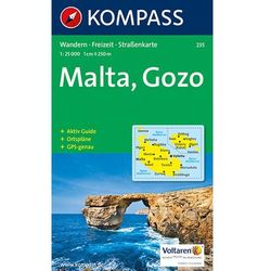 Mapy i atlasy  Kompass