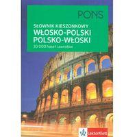Słownik kieszonkowy włosko-polski i polsko-włoski, praca zbiorowa