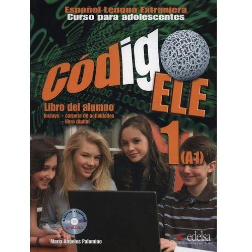 Codigo Ele 1 podręcznik CD (2013)