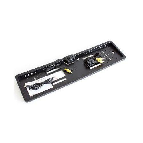 Kamera (dzienno-nocna) cofania/parkowania w ramce/podkładce pod tablicę rejestracyjną. marki Unitec