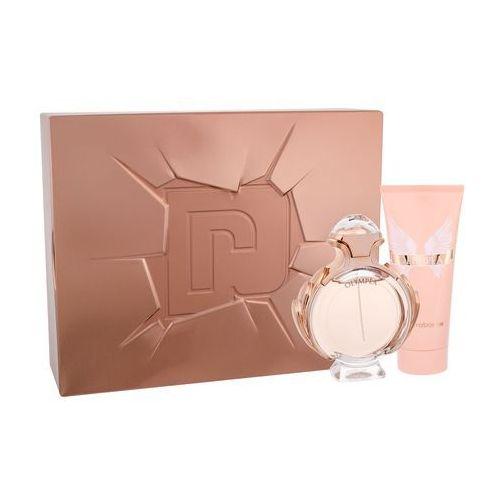 olympea w zestaw perfum edp 80ml + 100ml balsam marki Paco rabanne