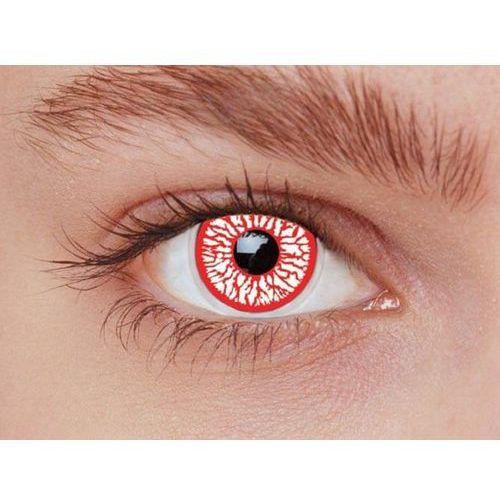 Carnival Wytrzymałe soczewki kontaktowe zakrwawione (8004761071264)