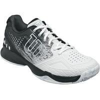 Wilson buty tenisowe Kaos Comp Black/White/Pearl Blue 44.7 - BEZPŁATNY ODBIÓR: WROCŁAW!