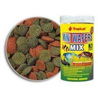 mini wafers mix pokarm w formie wafelków dla ryb dennych i skorupiaków 100ml/55g marki Tropical