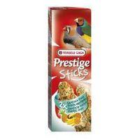 Versele-laga prestige sticks finches exotic fruit 60 g - kolby z owocami egzotycznymi dla ptaków tropikalnych - darmowa dostawa od 95 zł!