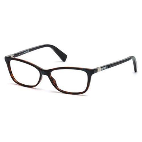 Just cavalli Okulary korekcyjne jc 0763 005