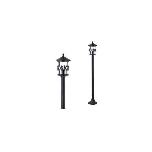 Lampa stojąca ogrodowa Rabalux Palma 1x100W E27 IP23 czarna 8540, 8540