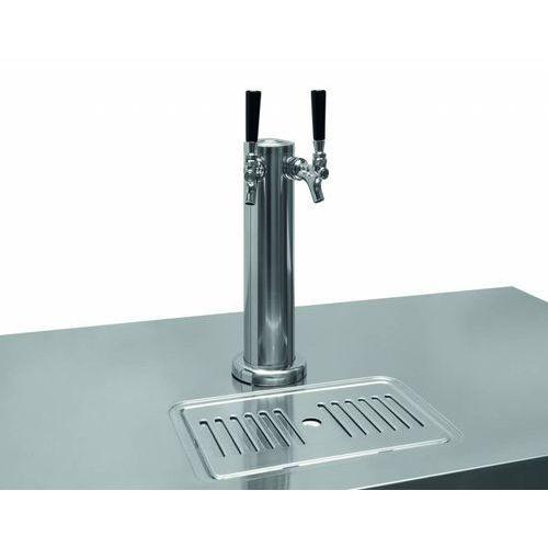 Wentylowana chłodziarka do piwa beczkowego za 48 | 346l | +2/+8 °c | 300w | 230v | 1247x620x(h)1295mm marki Saro