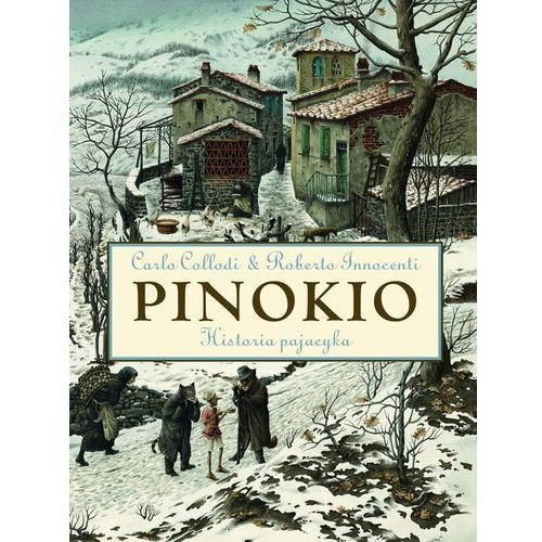 Pinokio Historia pajacyka (208 str.)