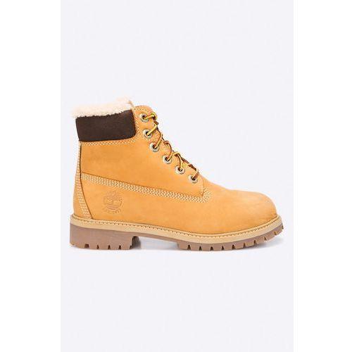 - buty dziecięce in prmwpshearling lined marki Timberland
