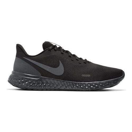 Buty męskie revolution 5 całe czarne marki Nike