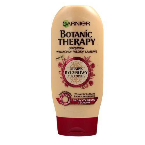 Garnier Botanic Therapy Olejek Rycynowy i Migdał, 200 ml. Odżywka do włosów osłabionych i łamliwych - Garnier OD 24,99zł DARMOWA DOSTAWA KIOSK RUCHU