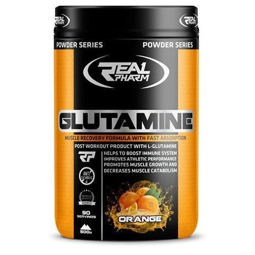 Real pharm glutamine - 500g - ice fresh