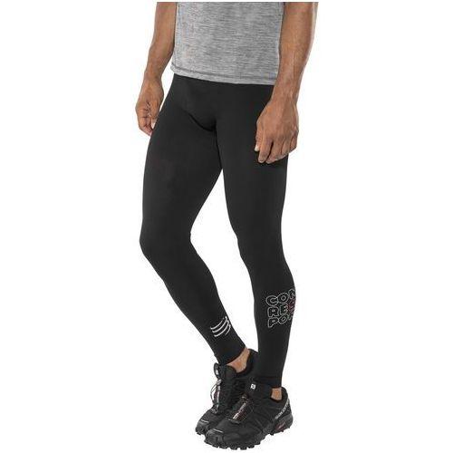 ffcf8d44a6181e Zobacz ofertę Compressport running under control spodnie do biegania czarny  t3 / l 2018 legginsy do biegania