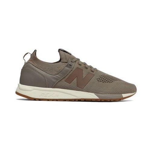 Buty sportowe męskie NEW BALANCE - MRL247-14, kolor beżowy
