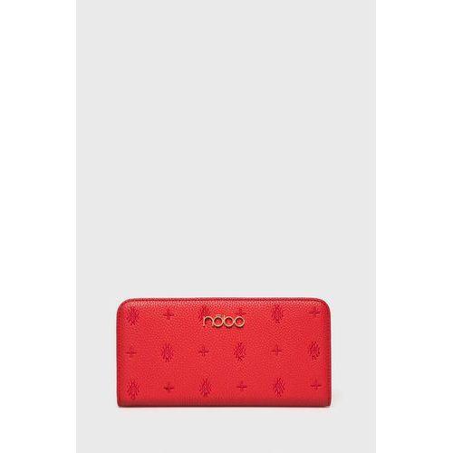 6fa10a4956d9d Duży portfel damski - npur-0510-c019 beżowy brązowy (Nobo) - sklep ...