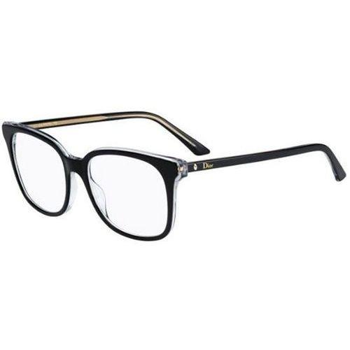 Okulary korekcyjne montaigne 26 tkx Dior