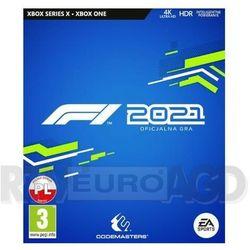 Electronic arts F1 2021 gra xbox one (kompatybilna z xbox series x)