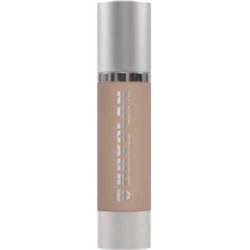 Tinted moisturizer transparentny podkład nawilżająco-matujący tm3 (9090) Kryolan