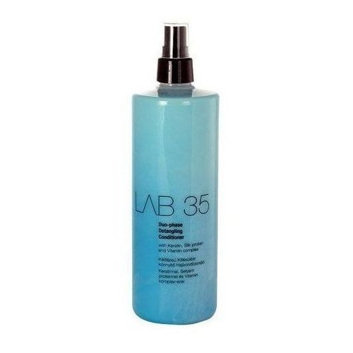 Lab 35 odżywka dwufazowa w sprayu (duo-phase detangling conditioner) 500 ml Kallos