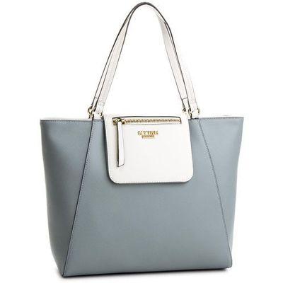 f313ce605c2f8 Torebka MY TWIN - Shopping RS8TCP Bic. Baby Blue/Ottico 02368, kolor  niebieski eobuwie.pl