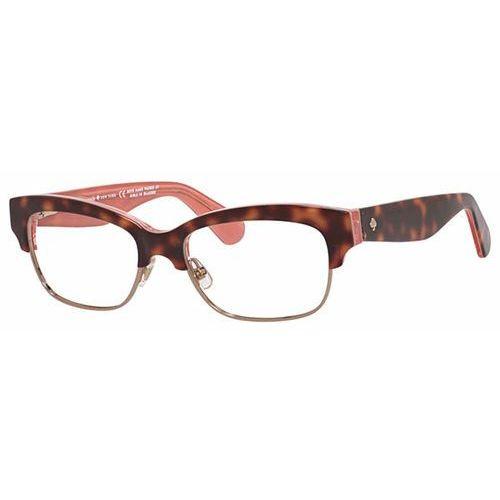Okulary korekcyjne shantal 0qtq 00 Kate spade