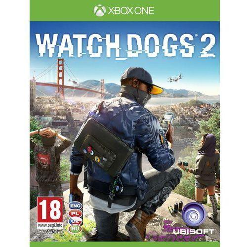 Watch dogs 2 + dodatek marki Ubisoft
