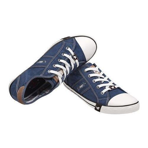 Mustang tenisówki damskie 37 niebieski, 1 rozmiar