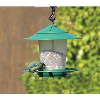 Karmnik dla ptaków  (kolor: zielony) marki Garland